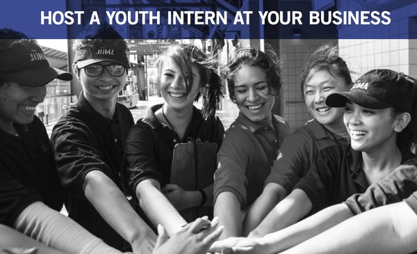 Host a Youth Intern at Your Business